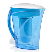 ZeroWater 8 Cup Pitcher with Free TDS Light-Up Indicator (Total Dissolved Solids) (ZD-013D)
