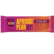 Kind Pressed Apricot Pear Carrot Beet Bar