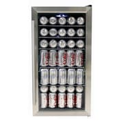 Whynter BR-125SD Freestanding 120 Can Beverage Refridgerator with internal fan