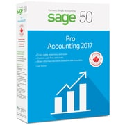 Sage 50 Pro Accounting 2017, Bilingual
