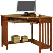 Hokku Designs Roque Corner Writing Desk