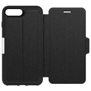 OtterBox® Strada Folio Case for Apple iPhone 7 Plus, Onyx (7753977)