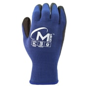 Apollo Miracle Grip™ Winter Glove, Touch Screen, Thermolite® Insulated Knit, Polyurethane Palm, Medium, Navy Blue