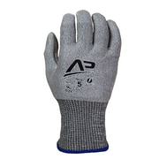Apollo Tool Grabber™ Cut Protect Glove, ANSI 5 / A6, Touch Screen, Uncoated, Medium, Grey