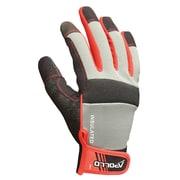 Apollo Insulated Hi Dex Glove, Touch Screen, Mechanics, Thinsulate® Liner, Velcro® Wrist Closure, 2XL, Grey