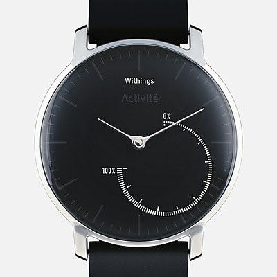 Withings Activite Steel Smart Watch Black 70129002