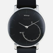 Withings® Activite Steel Smart Watch, Black (70129002)