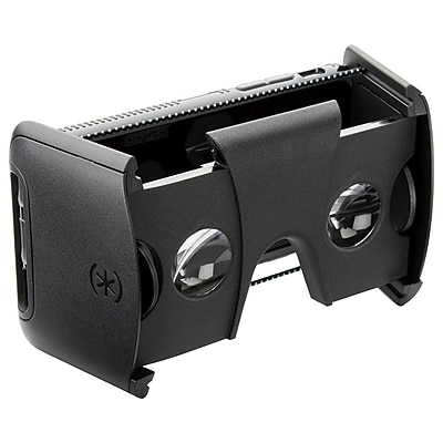 Speck 76982-1041 Black Pocket VR Smartphone Headset with CandyShell Grip Case for Samsung Galaxy S7
