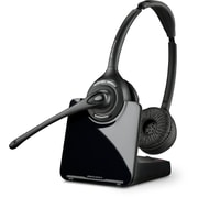 Plantronics® CS520-XD Binaural Over The Head Headset W/Mic