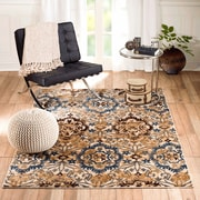 Rug and Decor Inc. Venice Beige Area Rug; 7'4'' x 10'6''