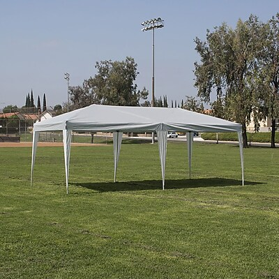 Belleze 10 Ft. W x 20 Ft. D Canopy WYF078279368835