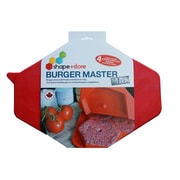 Shape+Store 32 Oz. Burger Master Max 4-in-1 Press and Freezer Container