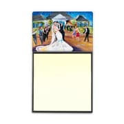 Carolines Treasures  Our Wedding Day Sticky Note Holder (CRLT69252)
