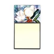 Carolines Treasures  Magnolia Sticky Note Holder (CRLT80914)