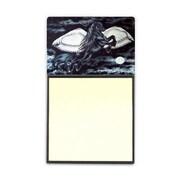 Carolines Treasures  Black Flying Horse Sticky Note Holder (CRLT87955)