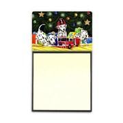 Carolines Treasures  Christmas Favorite Gift Dalmatian Sticky Note Holder (CRLT87998)