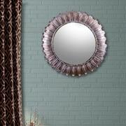 DecorShore Vintage Style Sunflower Mirror