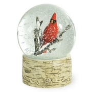Boston International Cardinal Snowglobe