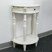 International Caravan Windsor End Table