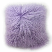Blissliving Home Tanzania Halima Decorative Throw Pillow; Lilac
