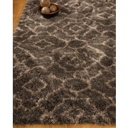 Natural Area Rugs Gray Area Rug; 5'3'' x 8'