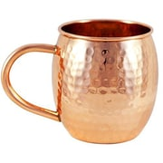 Melange Barrel 16 oz. Moscow Mule Mug (Set of 12)