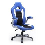 OneBigOutlet High-Back Executive Chair; Blue