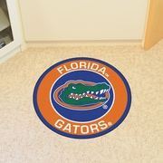 FANMATS NCAA University of Florida Roundel Mat