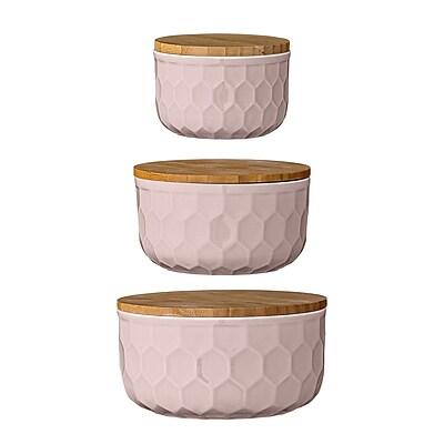 Mint Pantry Bergamot 3 Piece Ceramic Mixing