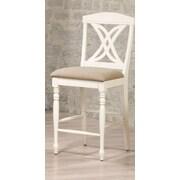 Iconic Furniture 24'' Bar Stool; Biscotti