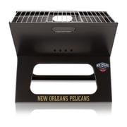 Picnic Time X-Grill Portable BBQ; New Orleans Pelicans