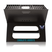 Picnic Time X-Grill Portable BBQ; Charlotte Hornets