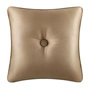 Five Queens Court Maureen Throw Pillow; Tan