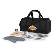 Picnic Time BBQ Kit Cooler; Los Angeles Lakers