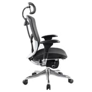 Eurotech Seating Fuzion Luxury Mid-Back Chair with Arms; Yes