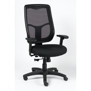 Eurotech Seating Apollo High-Back Mesh Chair with Arms; Synchro Tilt