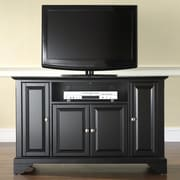 Crosley LaFayette 48'' TV Stand; Black