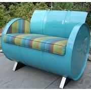 Drum Works Furniture Astoria Lagoon Indoor/Outdoor Armchair