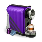 FUERTE®,Nebbia®, Espresso Machine, Compatible with Nespresso® Capsule, Azzure (NEM-NB)