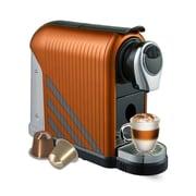FUERTE®,Nebbia®, Espresso Machine, Compatible with Nespresso® Capsule, Orange (NEM-OG)