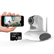 Bayit Cam HD WiFi Camera with Micro SD Card