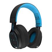 BlueAnt Pump Zone Wireless Bluetooth HD Audio Headphones (Blue)