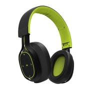 BlueAnt Pump Zone Wireless Bluetooth HD Audio Headphones (Green)