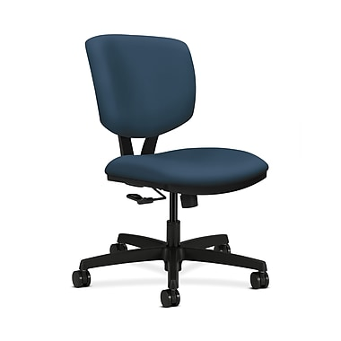 HON® Volt Task Chair, Center-Tilt, Silvertex Vinyl Taupe