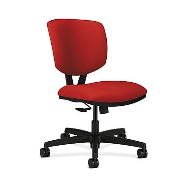 HON® Volt Task Chair, Synchro-Tilt, Tomato Fabric