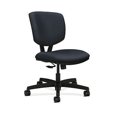 HON® Volt Task Chair, Synchro-Tilt, Navy Fabric
