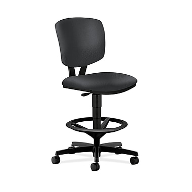 HON Volt Task/Drafting Stool in Charcoal