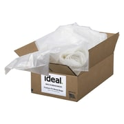 """IDEAL Shredder Bags 44"""" x 64"""" 100 Count Flat Pack (IDEAC0922H)"""