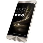 """ASUS Zenfone3 Deluxe 5.7"""" 64 GB Unlocked Smartphone, Silver (ZS570KL-S820-6G64G-SL)"""