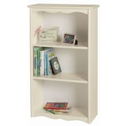Little Colorado Traditional Child's 40'' Bookcase; Linen MDF